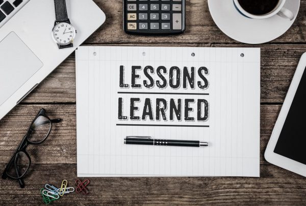 10 hard lessons I learnt in 2019