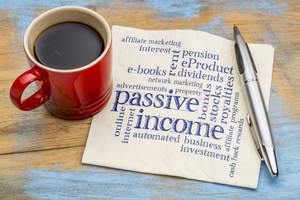 14 Ways to Create Passive, Recurring Income