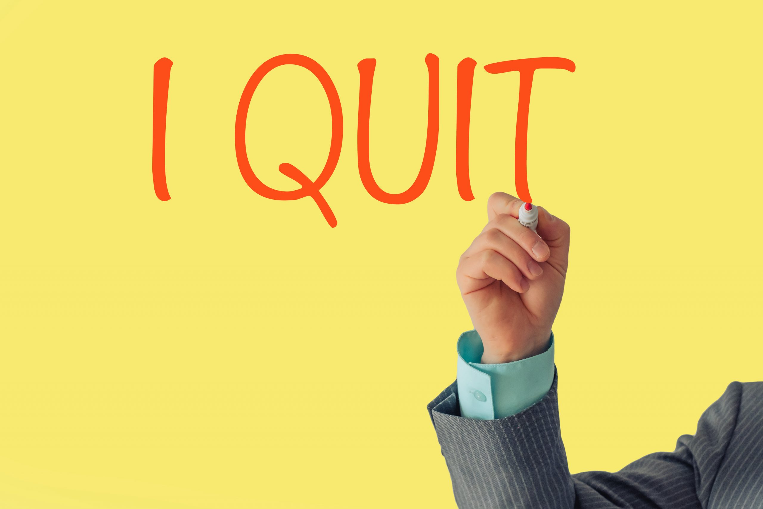 Is It Time To Quit Your J.O.B.?